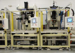 Diff Line Assembly Work Cell