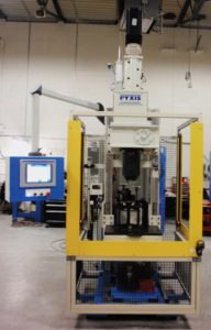 Pinion Bearing Preload - Pyxis Signature Machine